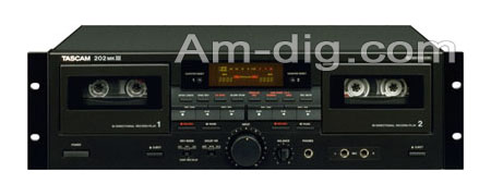 Tascam 202MKII from Am-Dig