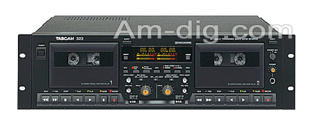 Tascam 322 from Am-Dig