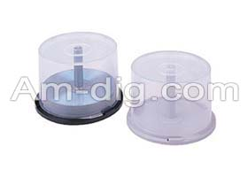 50 CD / DVD / BluRay Cakebox (Beehive) Spindle from Am-Dig