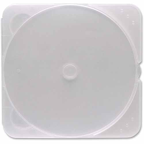 AGI CDR/DVD Empty Trim Pak Clear Case from Am-Dig