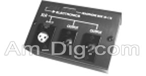 Calrad 10-113: Microphone Splitter from Am-Dig
