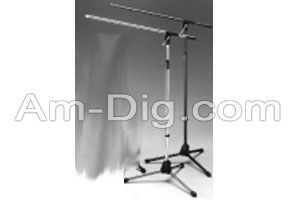 Calrad 10-33: Collapsible Microphone Stand from Am-Dig