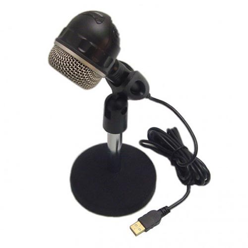 Calrad 10-37: USB Type Microphone from Am-Dig