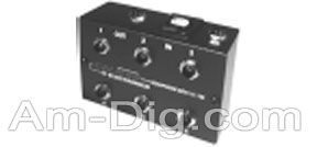 Calrad 15-132: Pro Headphone Junction Box from Am-Dig