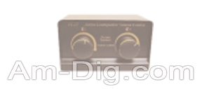 Calrad 25-345: 60 Watt Stereo Desk top Loud Speake from Am-Dig