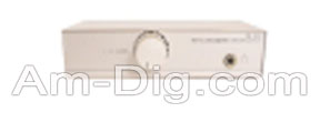 Calrad 25-347: 70 Watt Stereo Desktop Attenuator from Am-Dig