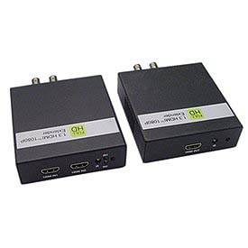 Calrad 40-1096: HDMI Over Single Coax 1080P w/ IR from Am-Dig