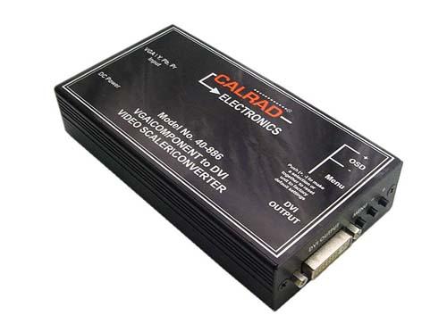 Calrad 40-883: DVI Pattern Generator from Am-Dig