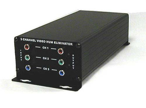 Calrad 40-970: Component Video Hum Eliminator from Am-Dig