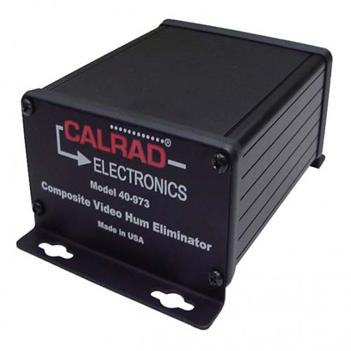 Calrad 40-973: Composite Video Hum Eliminator from Am-Dig
