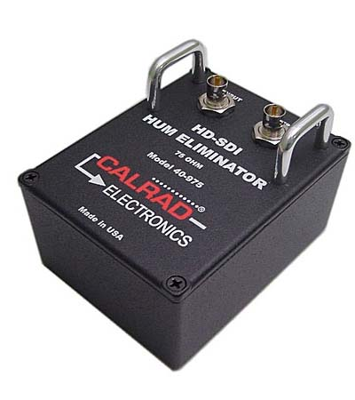 Calrad 40-975: Digital Video Hum Eliminator from Am-Dig