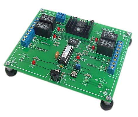 Calrad 40-995: RC5 Board from Am-Dig