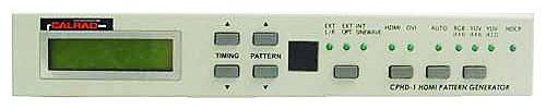 Calrad 40-CPHD-1: HDMI Pattern Generator from Am-Dig