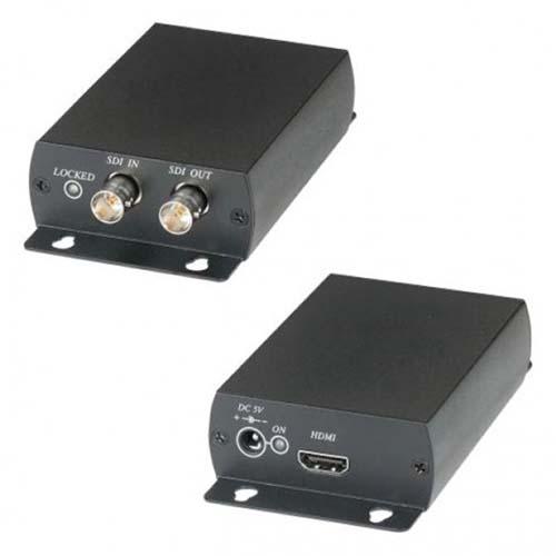 Calrad 40-SDI-1: Sdi to HDMI Converter from Am-Dig