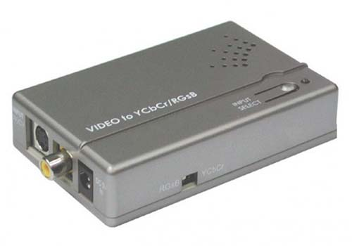 Calrad 40-VSRGB: SVH, Composite Video > HDMI 720Hd from Am-Dig