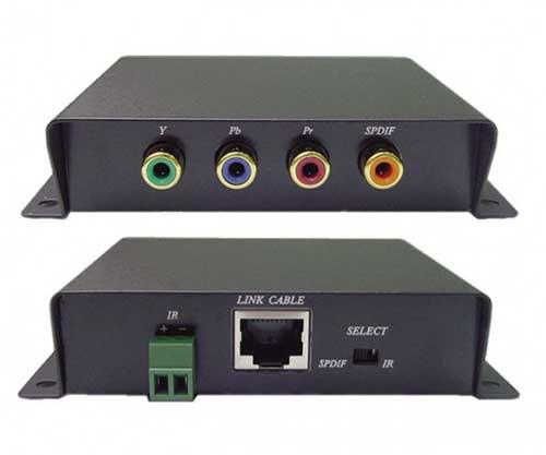 Calrad 40-YE0ID: Component Digital Audio Balun from Am-Dig