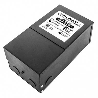 Calrad 45-300-DPS: Dimable Power Supply 12VDC 300w from Am-Dig