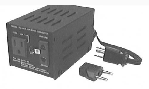 Calrad 45-785A: 1000 Watt Step Down Transformer from Am-Dig