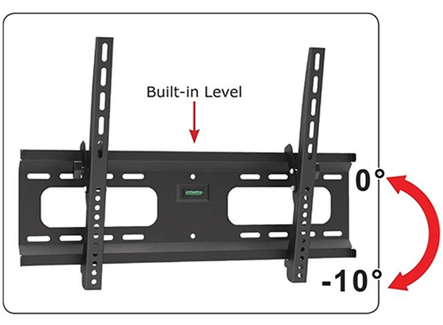 Calrad 47-116: Tilt LED TV Wall Mount 37-63 In from Am-Dig
