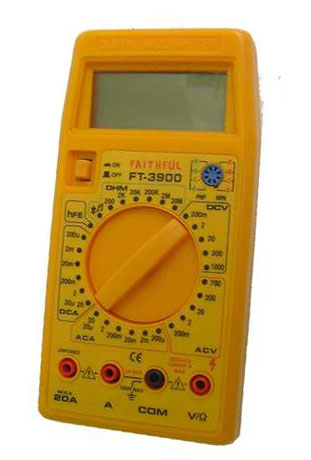 Calrad 65-266: Digital Multimeter from Am-Dig
