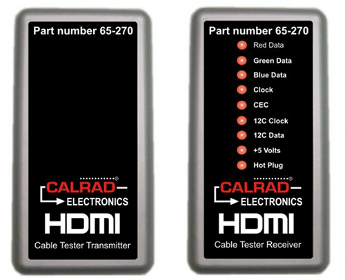 Calrad 65-270: HDMI Tester from Am-Dig