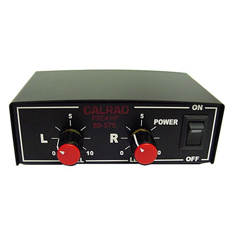 Calrad 80-575-H: Headphone Pre-Amp from Am-Dig