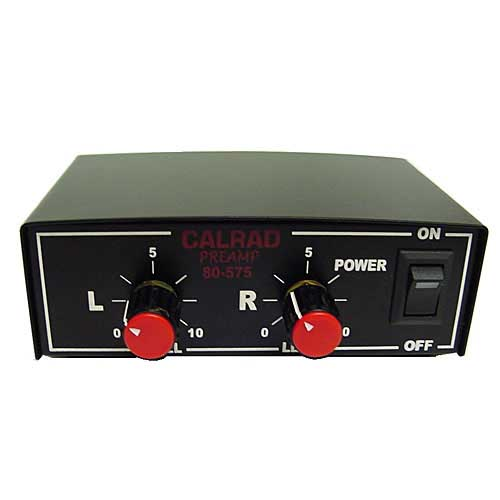 Calrad 80-575-L: Line Pre-Amp from Am-Dig