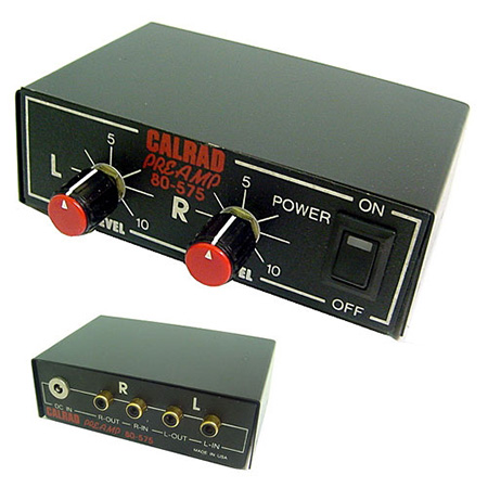Calrad 80-575-P: Phone Pre-Amp from Am-Dig