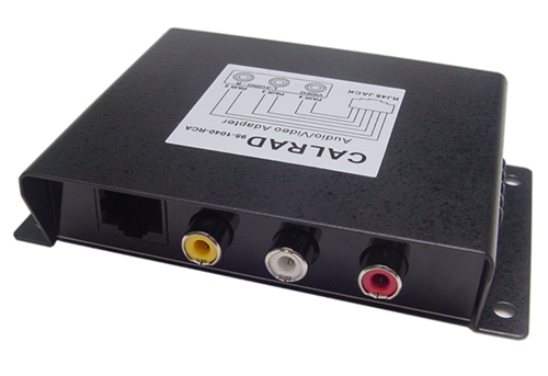 Calrad 95-1040: Audio & Video Balun Cat-5 System from Am-Dig