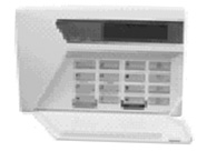Calrad 95-802: LCD Keypad for 95-800 from Am-Dig