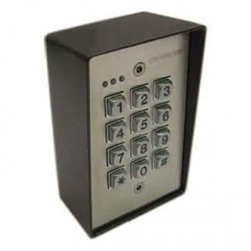 Calrad 95-824: Heavy Duty Access Control Keypad from Am-Dig