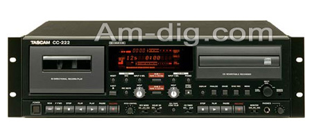 Tascam CC-222 from Am-Dig