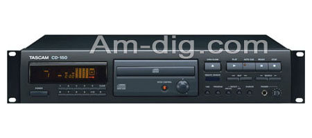 Tascam CD-160 from Am-Dig