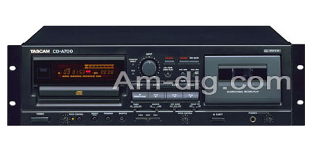 Tascam CD-A700 from Am-Dig