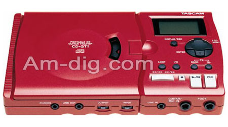 Tascam CD-GT1 from Am-Dig