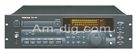 Tascam DA-40 from Am-Dig