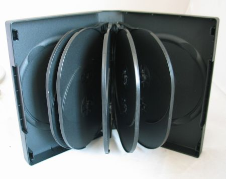 DVD Case - Black Eleven DVD Holder� from Am-Dig