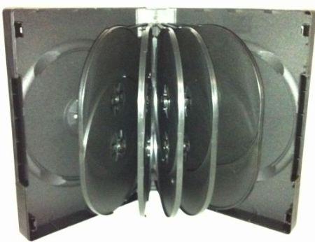 DVD Case - Black Twelve Disc Holder� from Am-Dig