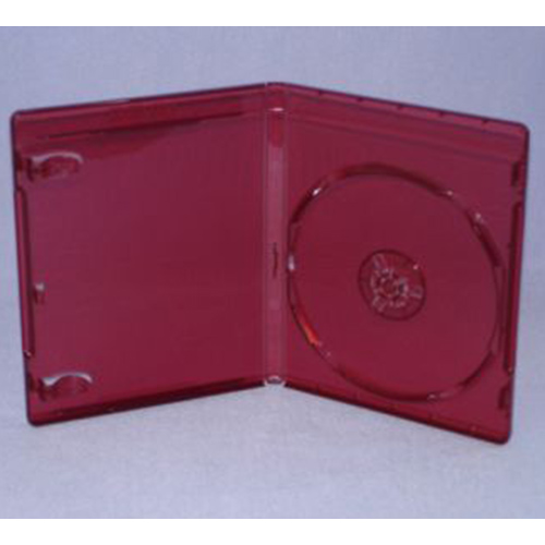 HD DVD Case - Wine Red Single Disc Holder 12mm from Am-Dig