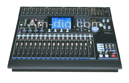 Tascam DM-24 Digital Mixer from Am-Dig