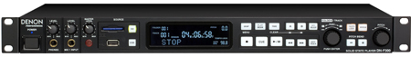 Denon DN-F300 Professional SolidState Audio Player from Am-Dig