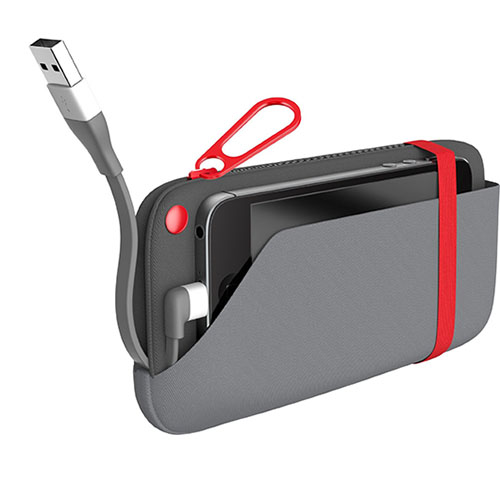 EMTEC ECCHA60U500AP: Power Pouch U500 Apple from Am-Dig