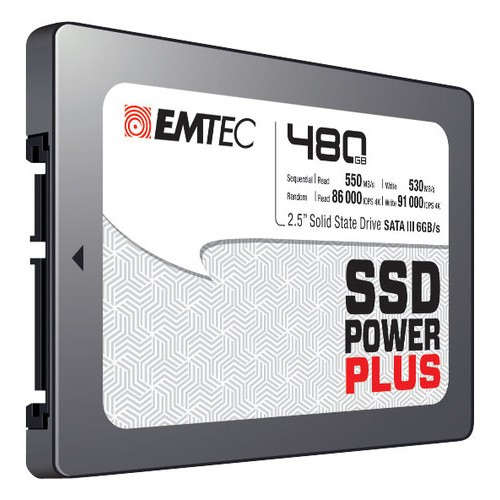 EMTEC ECSSD480GX150: Internal Ssd X150 480GB from Am-Dig