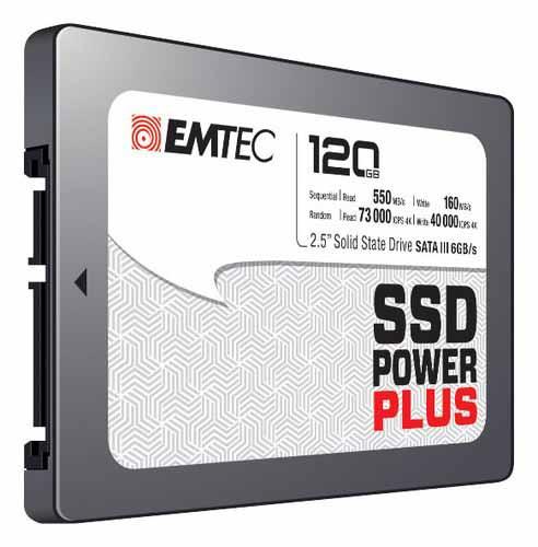 EMTEC ECSSD120GX150: Internal SSD X150 120GB from Am-Dig