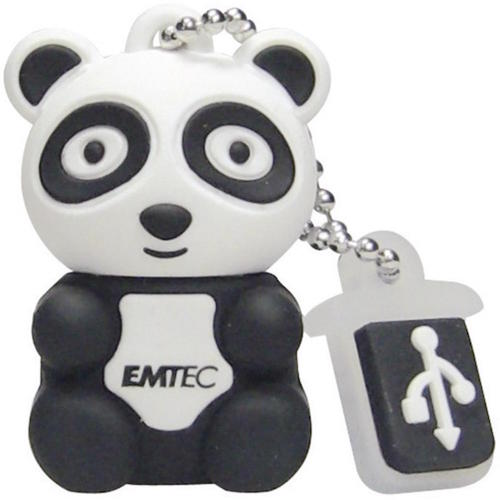 EMTEC EKMMD4GM310: Panda Flash Drive 4GB M310  from Am-Dig