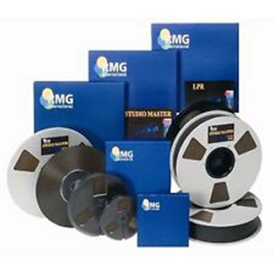 EMTEC Plastic Reel Recording Tape 1200 ft - 2 Pack from Am-Dig