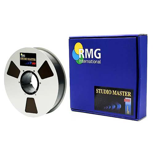 EMTEC Metal Reel Recording Tape 2in 2500ft 10.5in from Am-Dig