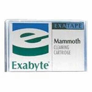 Exabyte 315205: Mammoth Cleaning Cartridge from Am-Dig