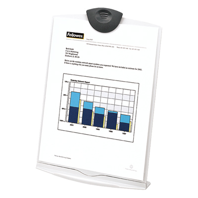 Fellowes 20000: Copystand, Platinum/Charcoal  from Am-Dig