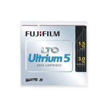 Fuji 81110000410 LTO Ultrium 5 1.5TB/3.0TB Labeled TAA